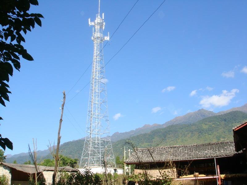 供应专业生产通讯塔图片