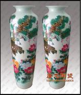 陶瓷花瓶开业礼品图片