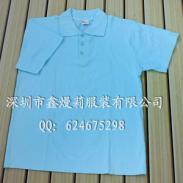 POLO长袖男式T恤衫-全棉衫图片