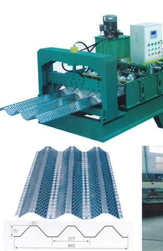供应彩钢瓦设备工作原理及调试