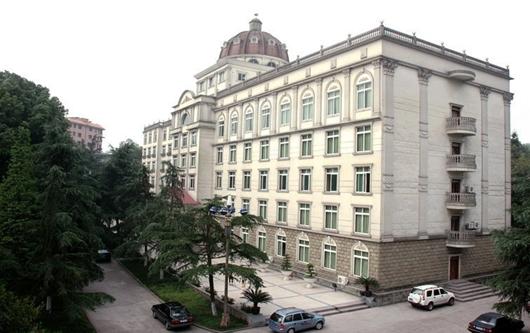 乐山金海棠大酒店图片