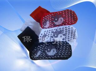 磁疗保健袜图片