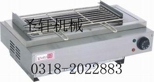 供应无烟烧烤机电热烧烤炉燃气烧烤图片