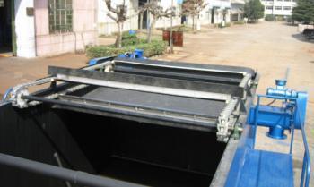青岛刮渣机设备价格图片