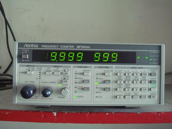供应MF1604A频率计数器