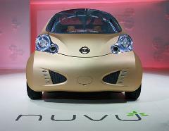 电动汽车图片 电动汽车样板图 长城 欧拉电动汽车 杭州金高清图片