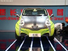 长城-欧拉电动汽车高清图片
