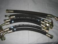 供应泵车油管
