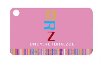 异形卡/PVC异形卡图片