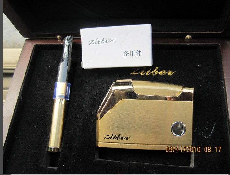 zippo图片 zippo样板图 zippo黄金烟嘴电视购物黄金 浙江三...