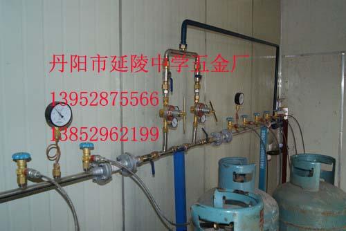 供应工业气体汇流排集中供气系统装置