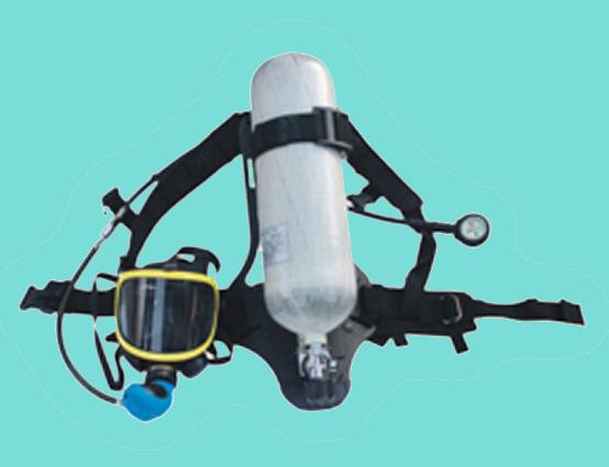 正压式空气呼吸器图片/正压式空气呼吸器样板图