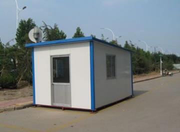北京 天津/济南简易板房活动板房彩钢房图片