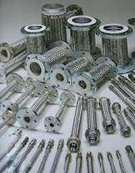 供应不锈钢四氟软管金属波纹管