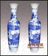 陶瓷大花瓶落地大花瓶图片