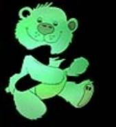 发光玩具专用夜光粉图片