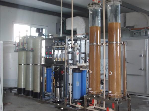 反渗透水处理深圳纯水设备图片/反渗透水处理深圳纯水设备样板图
