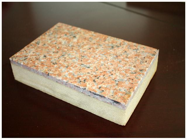 供应石材保温装饰一体版