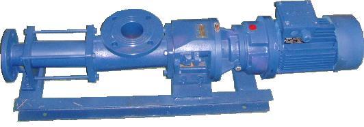 西派克螺杆泵与国产螺杆泵的比较图片|西派克螺杆泵