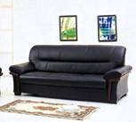 供应环保皮三人沙发