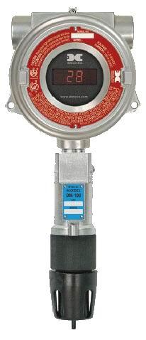 美国德康DM-200有毒气体探测器图片