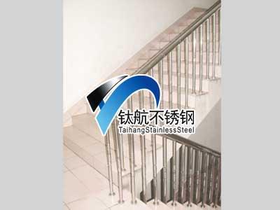 不锈钢楼梯扶手图片/不锈钢楼梯扶手样板图
