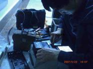 青岛开发区光纤铺设图片