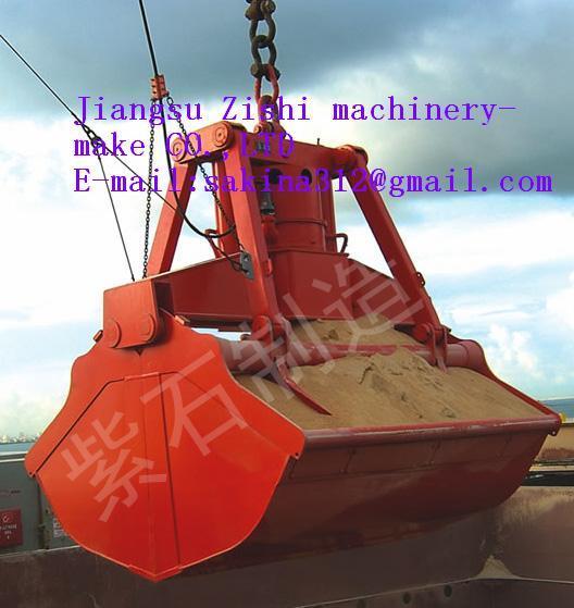本文主要讨论一种船用液压抓斗的结构原理,液压系统组成和维护保养