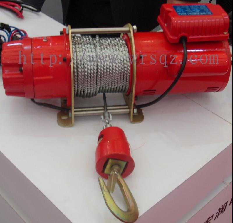 操作方便等优点, 钢丝绳电动葫芦既可以单独安装在架空工字梁上,也