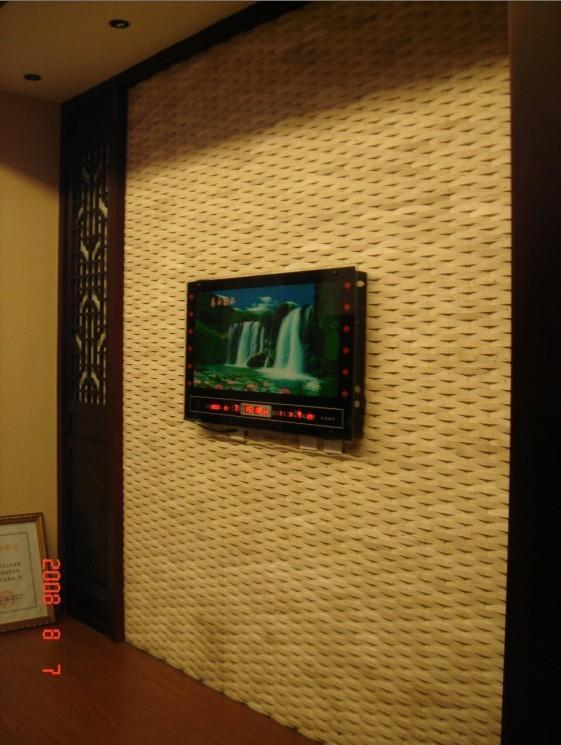石材马赛克电视墙