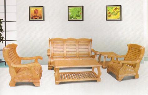 实木五件套沙发,五件套红木沙发,佛山实木家具厂