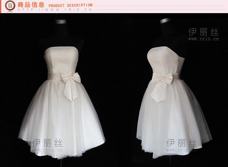 短礼服设计图手稿高清