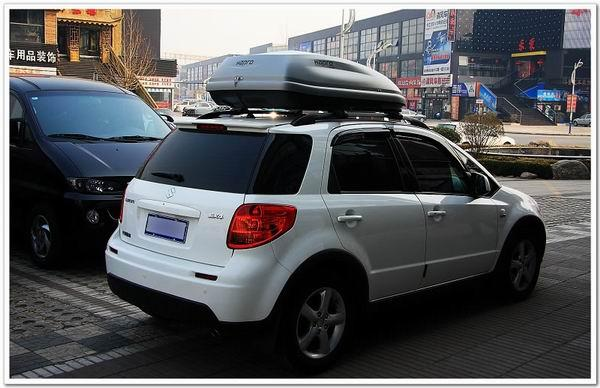 """行李箱  天语sx4是一款跨界轿车,""""天语sx4""""创新融合了全球汽车潮流中"""