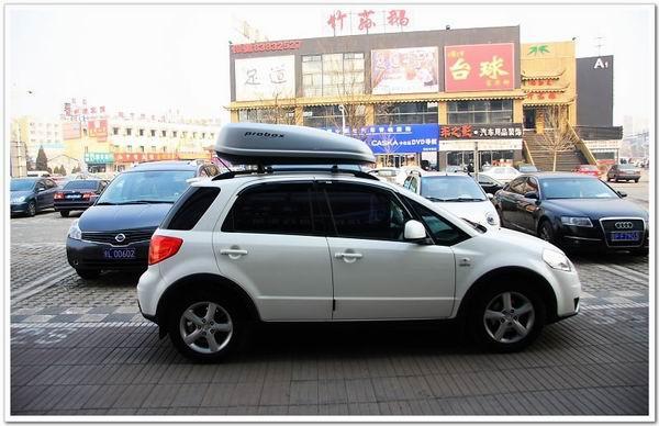 铃木天语sx4安装hapro哈勃车顶行李箱