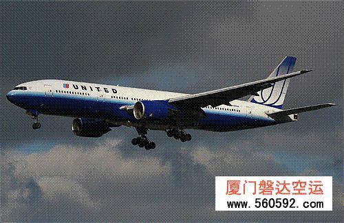 厦门航空货运:哪里有机场