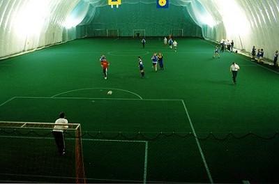 膜结构足球场