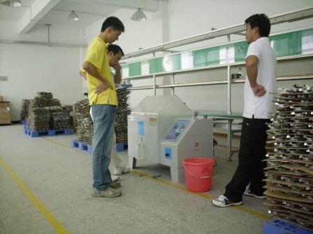 【深圳市九和咏精密电路有限公司成功购买精密型盐雾