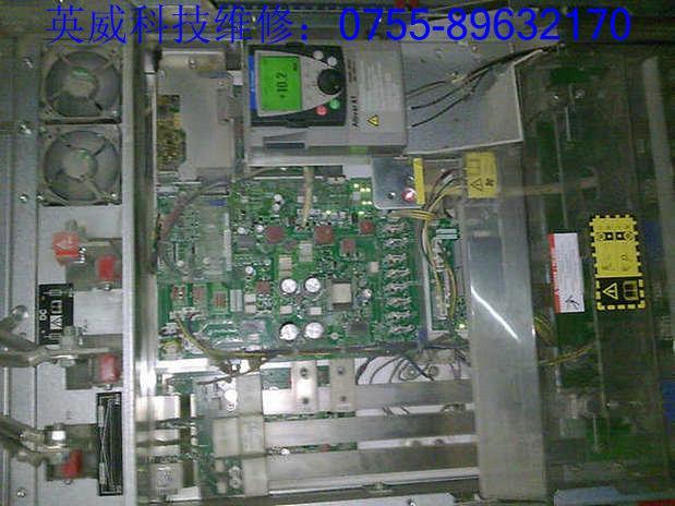 【施耐德变频器故障维修atv61(250kw)】