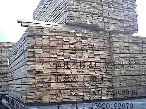 国内原木市场一周行情分析