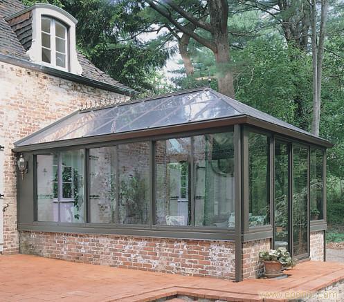 现代阳光房与建筑阳光房,设计的差异