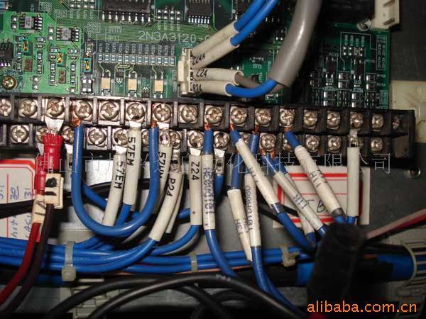 220v电机整流桥接线图