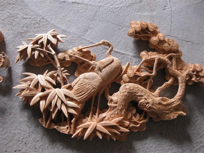 顺溜木雕木雕工艺品,木雕图片