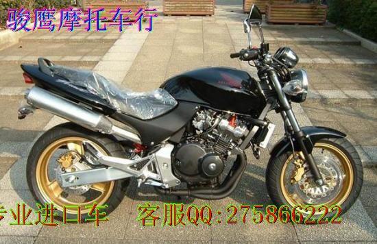 出售进口本田小黄蜂250摩托车 特价3400元