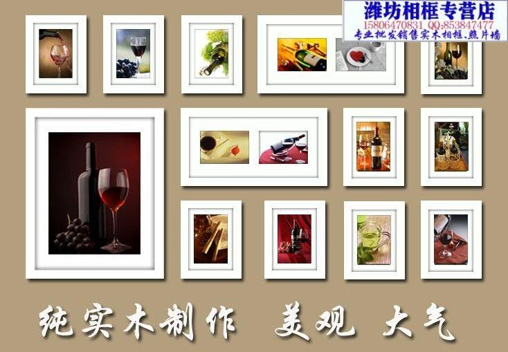 照片墙效果图 高清图片