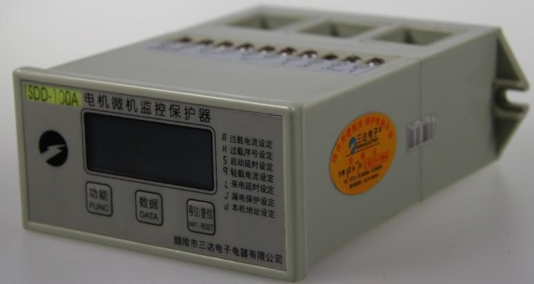 智能电动机保护器 wdb微机电动机保护器|三达牌