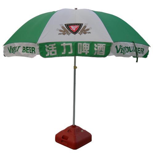 旅行用多功能太阳伞结构图