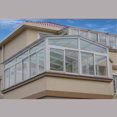 钢结构阳光房对于创意,大小和造型没有任何限制,所有的建筑物