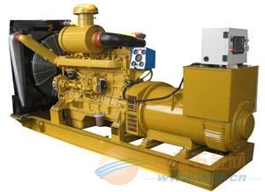 柴油发电机组工作原理 高清图片
