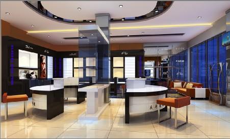 店面装修设计是由总部负责还是加盟负责?装修的费用大概要投多少钱?
