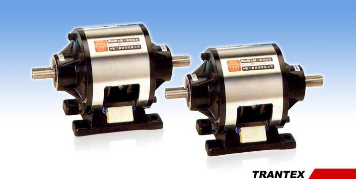 断电制动型电磁离合器结构示意图